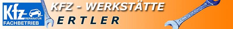 Firmeneintrag Kfz Werkstätte Ertler ansehen